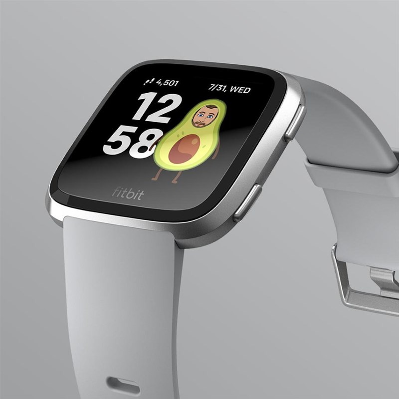 消息人士28日表示,Google母公司Alphabet已提議收購美國穿戴裝置製造商Fitbit。圖為Fitbit智慧錶。(圖取自twitter.com/fitbit)