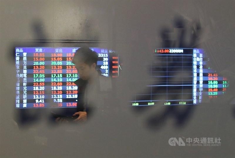 MSCI指數編纂公司8日公布半年度調整結果,台股在全球標準型指數新增智邦等2檔。(中央社檔案照片)
