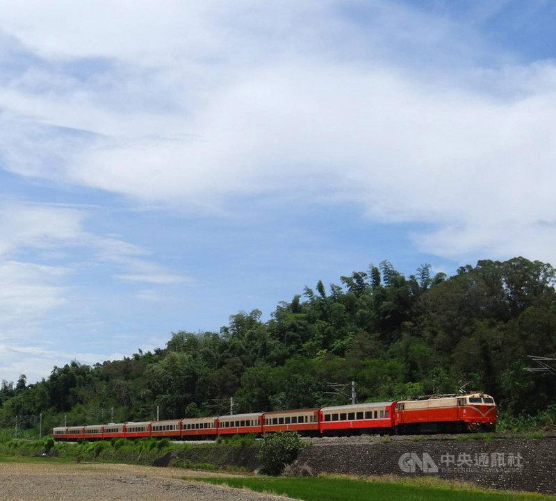 為方便團體旅客提早規劃行程,促進東部觀光發展,台鐵9日宣布,10班次列車團體票將開放提前至出發前3個月預售。(台鐵提供)中央社記者汪淑芬傳真 108年11月9日