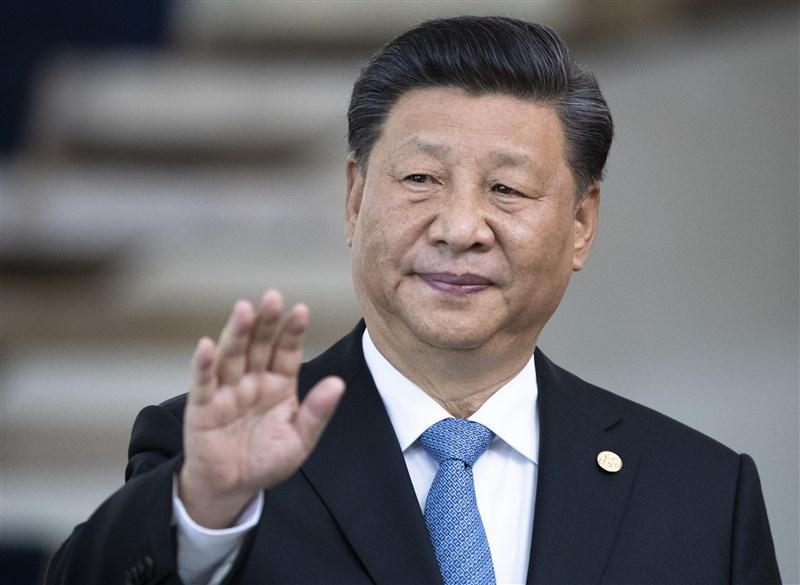 中國國家主席習近平14日在巴西首都巴西利亞出席金磚國家領導人第11次會晤時,針對香港問題公開表示,香港的激進暴力犯罪行為嚴重挑戰「一國兩制」原則底線。(美聯社)