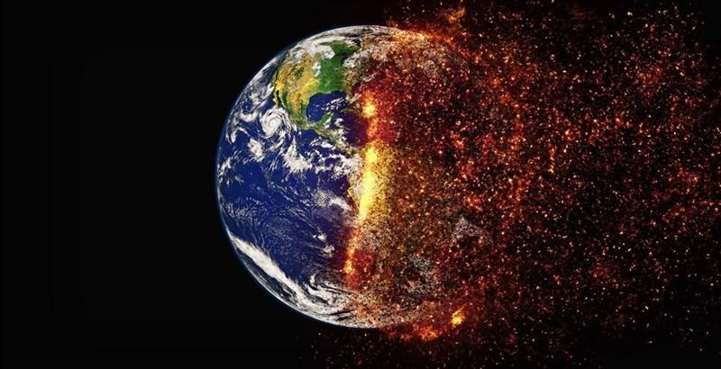 氣候變遷看起來跟金融關聯甚微,不過早在2015年,國外就有金融界重要人士示警,應留意氣候變遷對經濟與金融的威脅。(示意圖/圖取自Pixabay圖庫)