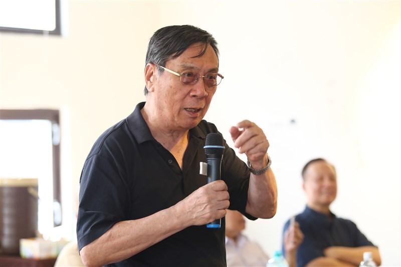 文壇拓荒者尉天驄17日在台北萬芳醫院病逝,享壽84歲。(允晨出版社提供)