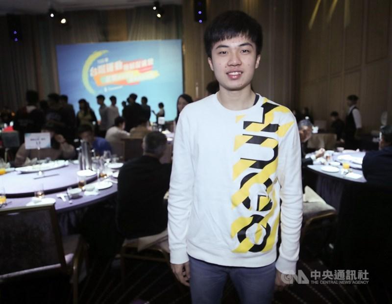 國際桌球總會2日公布最新世界排名,台灣桌球小將林昀儒(圖)2019年年底年終總決賽8強止步,排名從第7,上升1名,來到生涯新高第6。(中央社檔案照片)