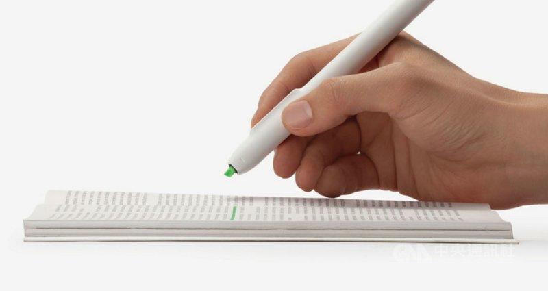 三星宣布將於消費性電子展CES 2020上,展示由C-Lab Inside計畫推動的創新專案,包括能將書面文字數位化的智慧螢光筆Hyler等。(三星提供)中央社記者江明晏傳真 109年1月3日