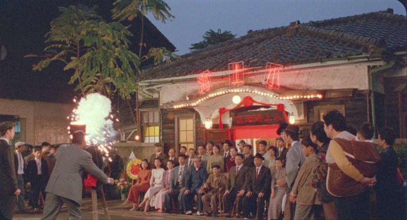 《悲情城市》在台灣的轟動,讓它不只是一部電影,更是一個社會現象。
