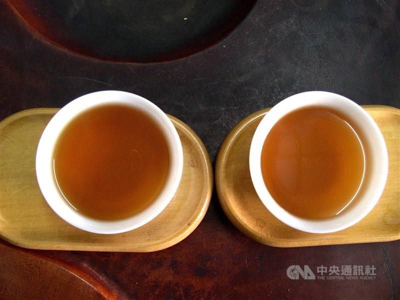 網路媒體流傳紅茶或普洱茶中所含成分「茶黃素」,可對抗新型冠狀病毒。對此食藥署發文闢謠,表示茶類屬於食品,沒有治療疾病效果。(示意圖/中央社檔案照片)