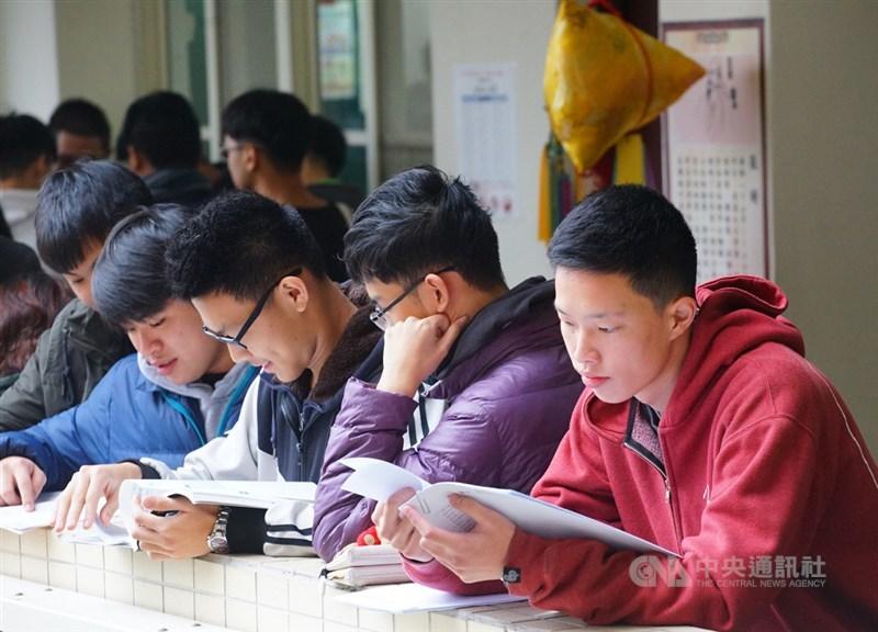 109學年度學科能力測驗社會科出現3題共送6分,是學測近11年送分最多的一次。(中央社檔案照片)