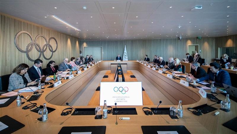 國際奧林匹克委員會3日明確表示,2020年東京奧運如期舉行。(圖取自國際奧會網頁olympic.org)
