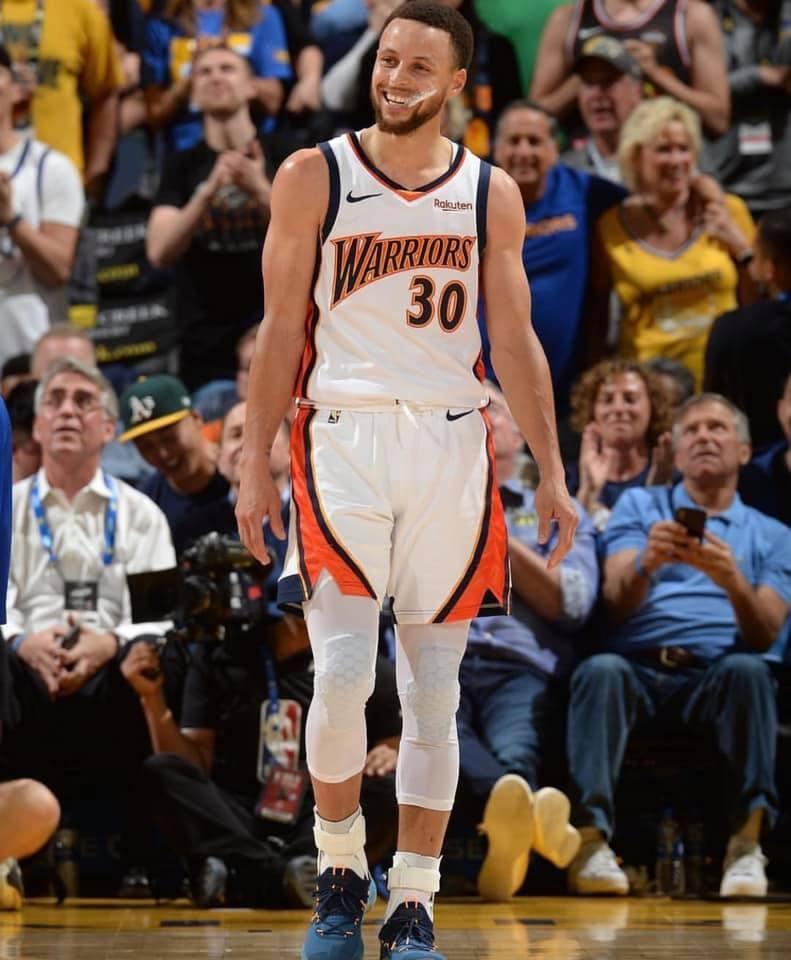 缺席58場美國職籃NBA例行賽後,金州勇士隊球星柯瑞將在5日重披戰袍。(圖取自facebook.com/StephenCurryOfficial)