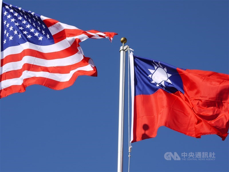 美國聯邦眾議院4日以415票贊成、0票反對壓倒性票數通過「台北法案」。(中央社檔案照片)