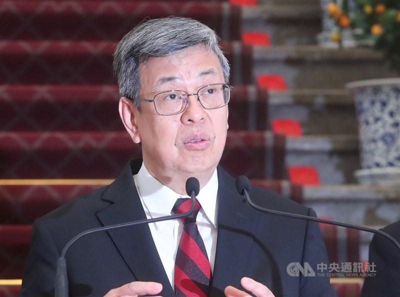 公衛學者出身的副總統陳建仁6日在臉書撰文談隔離防疫的重要性。(中央社檔案照片)