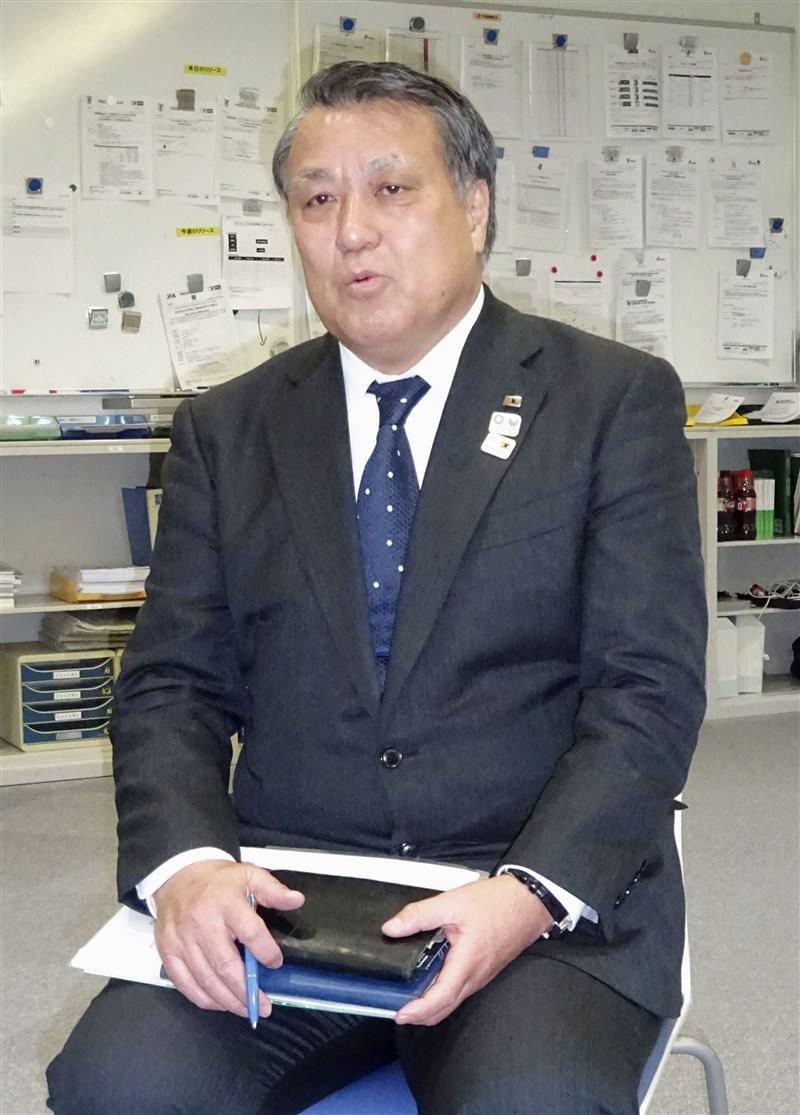 日本奧林匹克委員會副會長、國際足球總會(FIFA)理事田嶋幸三確診武漢肺炎。(檔案照片/共同社提供)