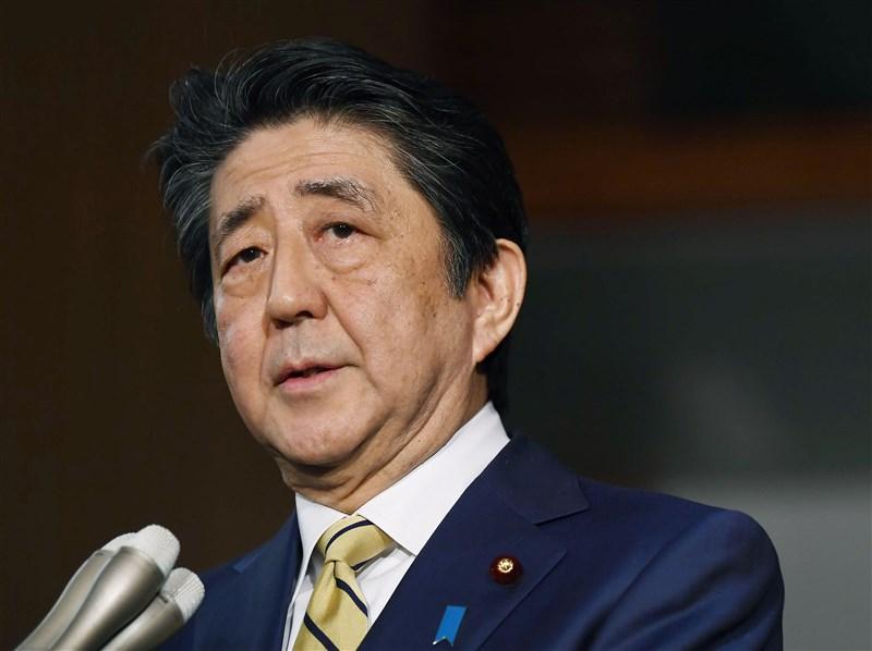 武漢肺炎疫情迅速在全球蔓延,預定今年7月登場的東京奧運是否舉辦引起揣測。對此,日本首相安倍晉三表示將辦好一場完整的東京奧運。(共同社提供)