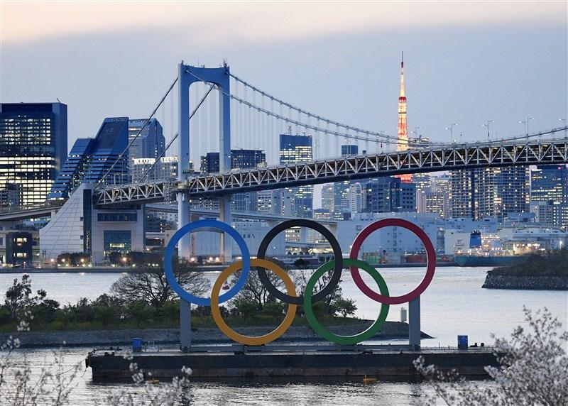 東京奧運受到武漢肺炎疫情衝擊延期,東京奧運組織委員會30日宣布,東京奧運將於2021年7月23日開幕。(共同社提供)
