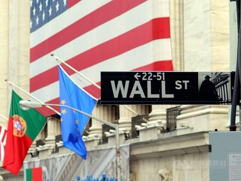 美國2兆美元經濟振興方案朝野協商露出曙光,美股24日一掃陰霾,道瓊指數飆漲2112點,創史上最大單日漲點;漲幅逾11%,寫下87年來最佳表現。(中央社檔案照片)