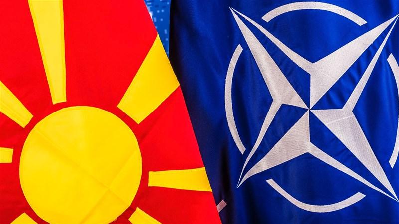 北馬其頓在3月27日成為北大西洋公約組織第30個成員國。(圖取自facebook.com/NATO)
