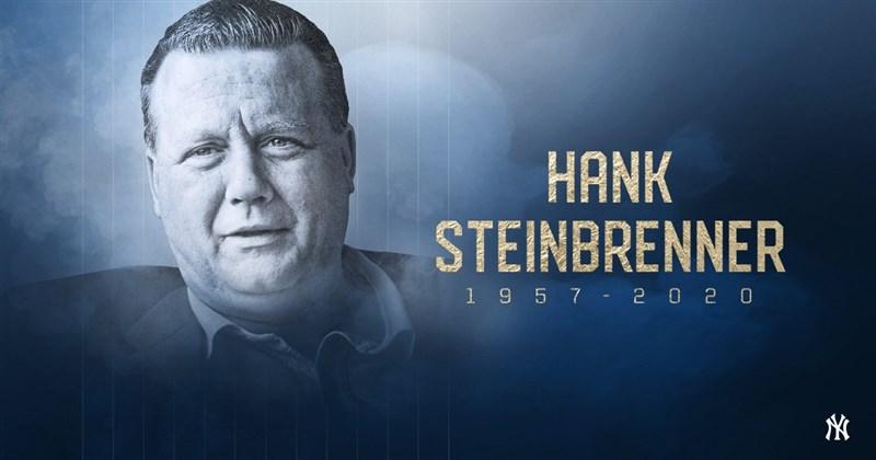 美國職棒大聯盟MLB紐約洋基隊共同老板漢克.史坦布萊納14日與世長辭,享壽63歲。(圖取自facebook.com/Yankees)