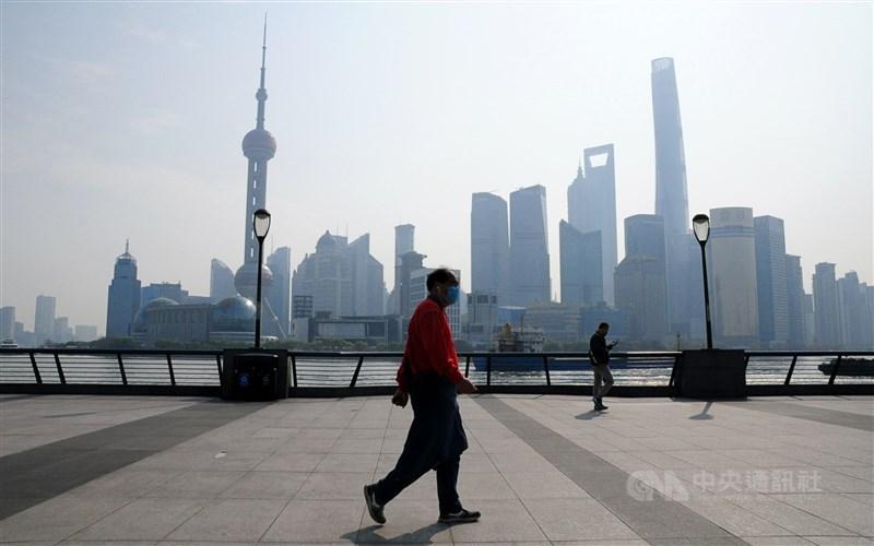 瑞典在全數關閉孔子學院與孔子課堂後,第2大城哥特堡也結束了與中國上海市長達34年的友好城市關係。圖為上海街景。(中央社檔案照片)