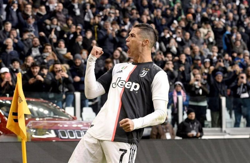 義大利甲級足球聯賽4日同意各隊球員進行個別訓練後,球星「C羅」羅納度隨即返抵義大利。(圖取自facebook.com/Cristiano/)