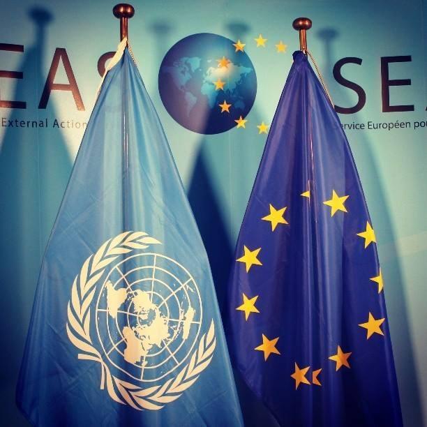 歐洲某個國家的一名高階衛生官員透露,歐洲各國政府正與美國合作,計劃改革世衛組織,以確保世衛的獨立性。(圖取自facebook.com/EuropeanExternalActionService)