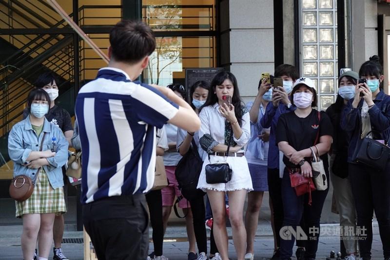 行政院發言人丁怡銘4日表示,台灣對中國及其他亞洲國家都是很好的民主示範,這次台灣防疫成功,讓世界及中國民眾看到民主體制並不脆弱。(中央社檔案照片)