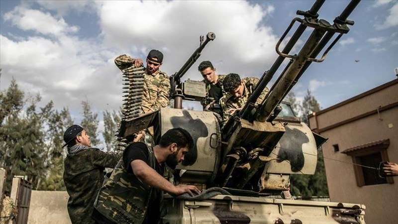 經過在聯合國日內瓦辦事處的5天談判後,利比亞內戰雙方23日簽署永久停火協議。(檔案照片/安納杜魯新聞社提供)
