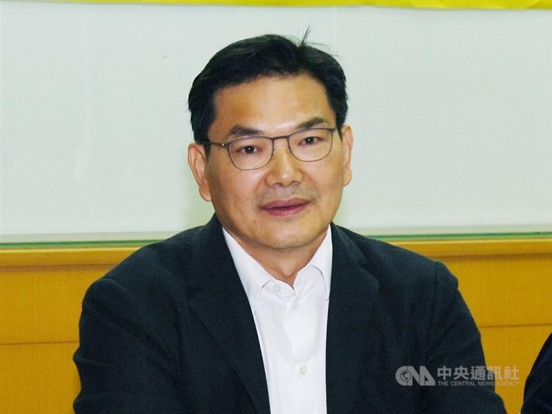 國民黨徵召市議員李眉蓁參選高雄市長補選後,台灣民眾黨也決議徵召高雄市議員吳益政(圖)參選。(中央社檔案照片)