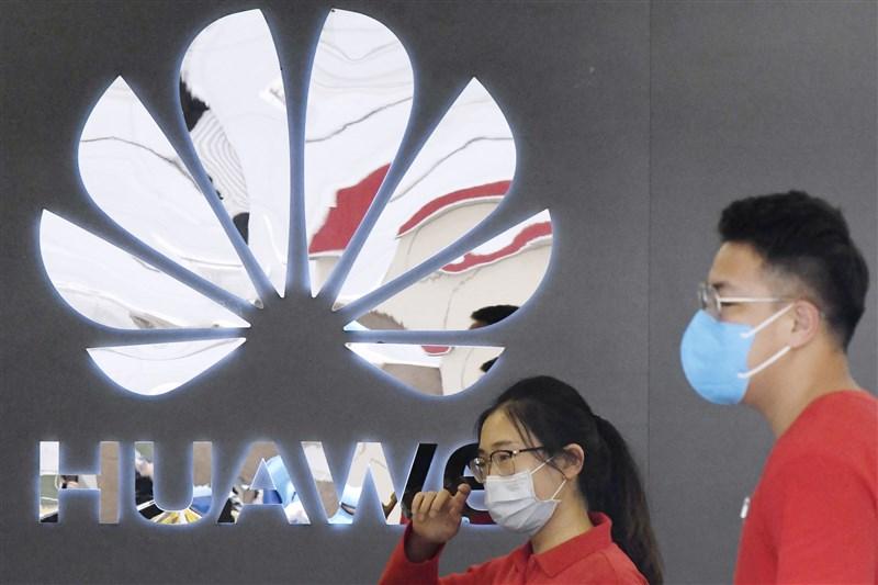美國聯邦傳播委員會6月30日正式裁定,將中國華為技術與中興通訊列美國國家安全威脅,禁止使用政府資金向這兩家中企採購。(檔案照片/共同社提供)