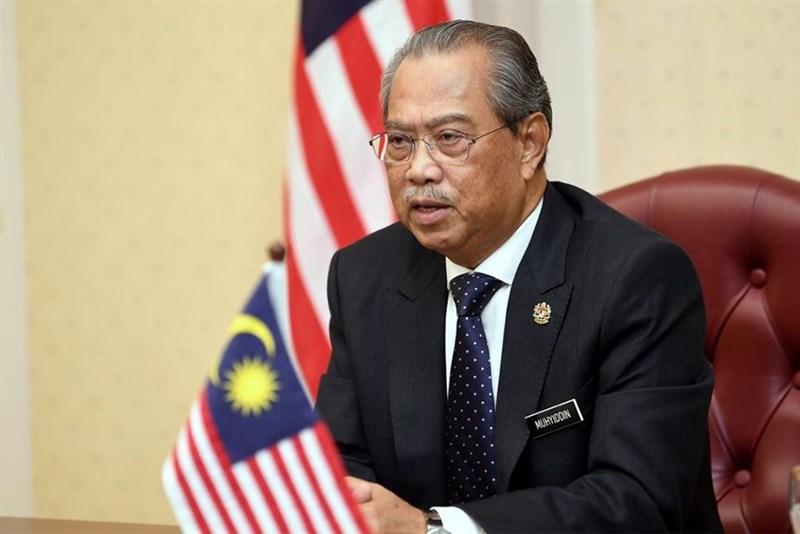 馬來西亞國家元首阿布都拉29日罕見公然譴責飽受危機打擊的首相慕尤丁(圖)政府誤導國會。(圖取自facebook.com/ts.muhyiddin)
