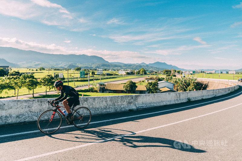 法國極限運動俱樂部自行車聯合會前哨站-花東海灣盃自行車挑戰賽,將於9月11至13日在花蓮瑞穗登場,縱管處希望藉此機會打響台灣東部自行車在國際的知名度,邀請國內外熱愛自行車玩家、樂於挑戰的騎士們報名參加。(縱管處提供)中央社記者李先鳳傳真 109年6月30日