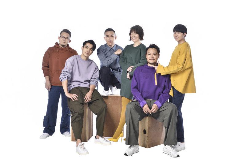 樂團「蘇打綠」2017年元旦後展開休團期,3日宣布將頂著全新藝名,以分身樂團「魚丁糸」身分開唱。(大誌雜誌提供)中央社記者王心妤傳真 109年7月3日