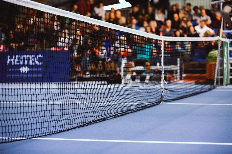 世界職業網球協會(ATP)與世界女子職業網球協會(WTA)24日表示,受武漢肺炎疫情影響,2020年所有原定在中國舉辦的國際網球賽事都將取消。(圖取自Unsplash圖庫)