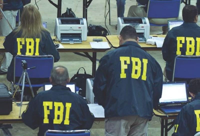 美國司法部24日說,聯邦調查局已在全美逾25個城市約談涉嫌隱藏中國人民解放軍背景的簽證持有人。(示意圖/圖取自witter.com/FBILittleRock)