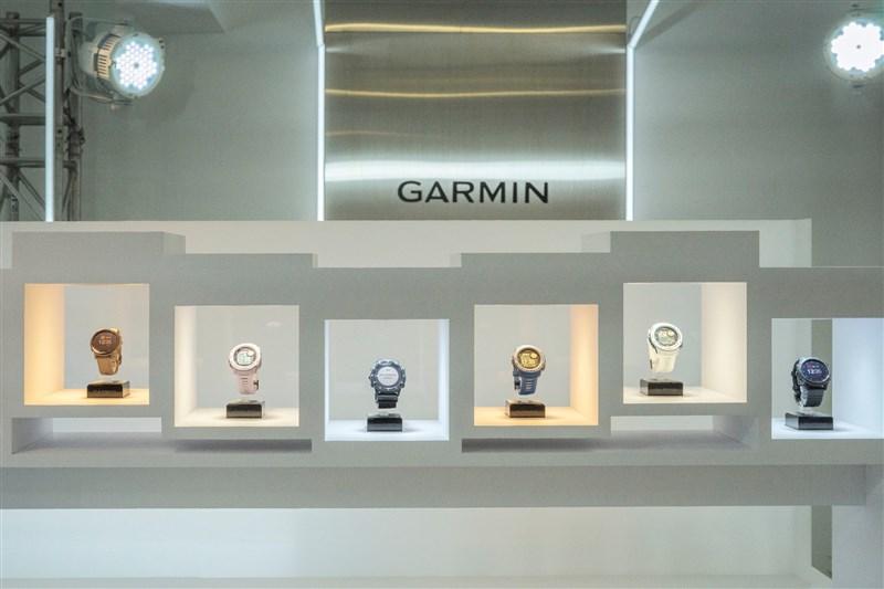 穿戴式產品廠商Garmin傳出內部IT伺服器和資料庫遭駭,台港用戶反映資料無法上傳。(圖取自facebook.com/GarminTaiwan)