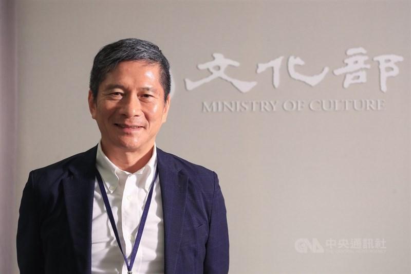文化部29日宣布將終止公視「國際影音平台」委託案,文化部長李永得表示,為了不要再傷害公視,因而終止。(中央社檔案照片)