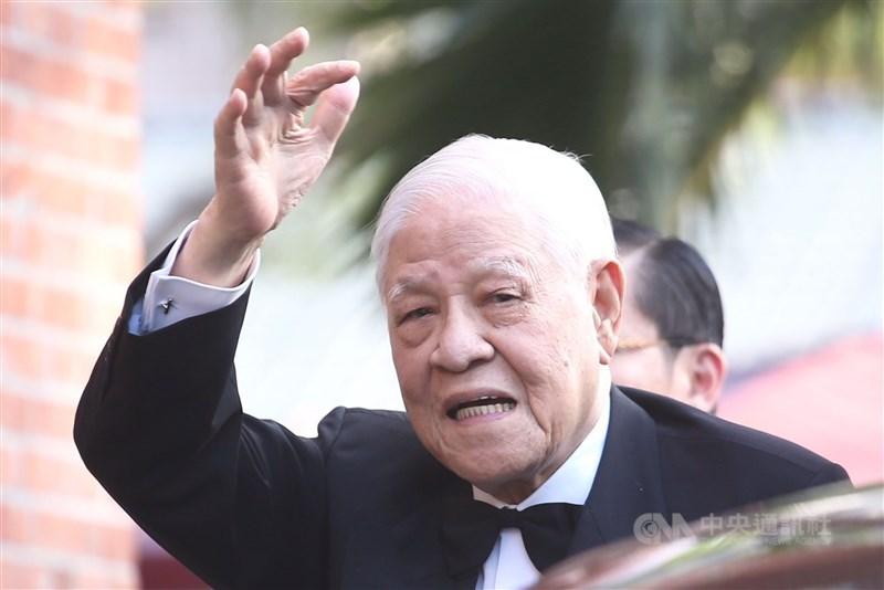 前總統李登輝過世,享耆壽98歲。(中央社檔案照片)