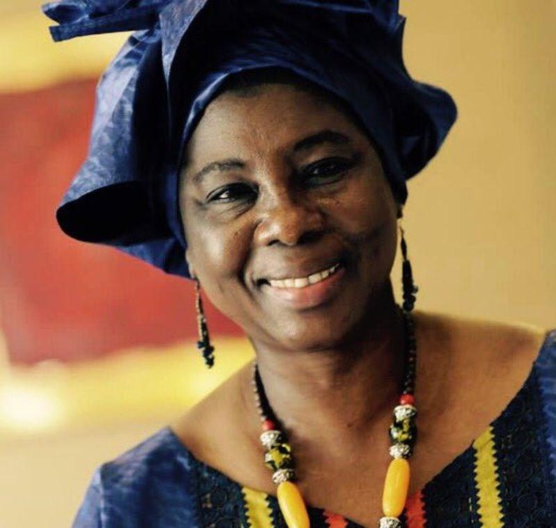 西非國家甘比亞的副總統(圖)確診武漢肺炎後,總統辦公室宣布,總統巴羅29日開始自主隔離。(圖取自twitter.com/DrIsatouTouray)
