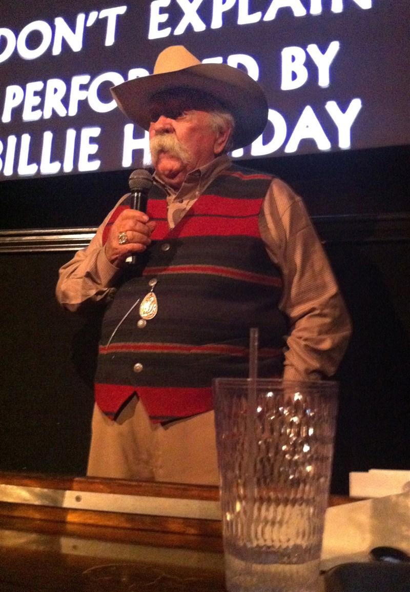 曾出演奧斯卡得獎電影「魔繭」與「黑色豪門企業」的演員魏爾福布林利(圖)辭世,享壽85歲。(圖取自維基共享資源;作者:Marc Majcher,CC BY-SA 2.0)