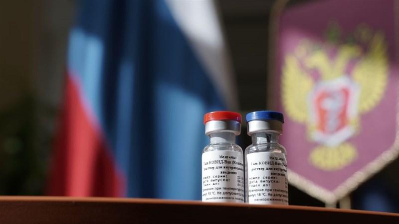 俄羅斯11日宣布率先核准全球首支武漢肺炎疫苗「史普尼克V」,但國際質疑其可靠性。(安納杜魯新聞社)