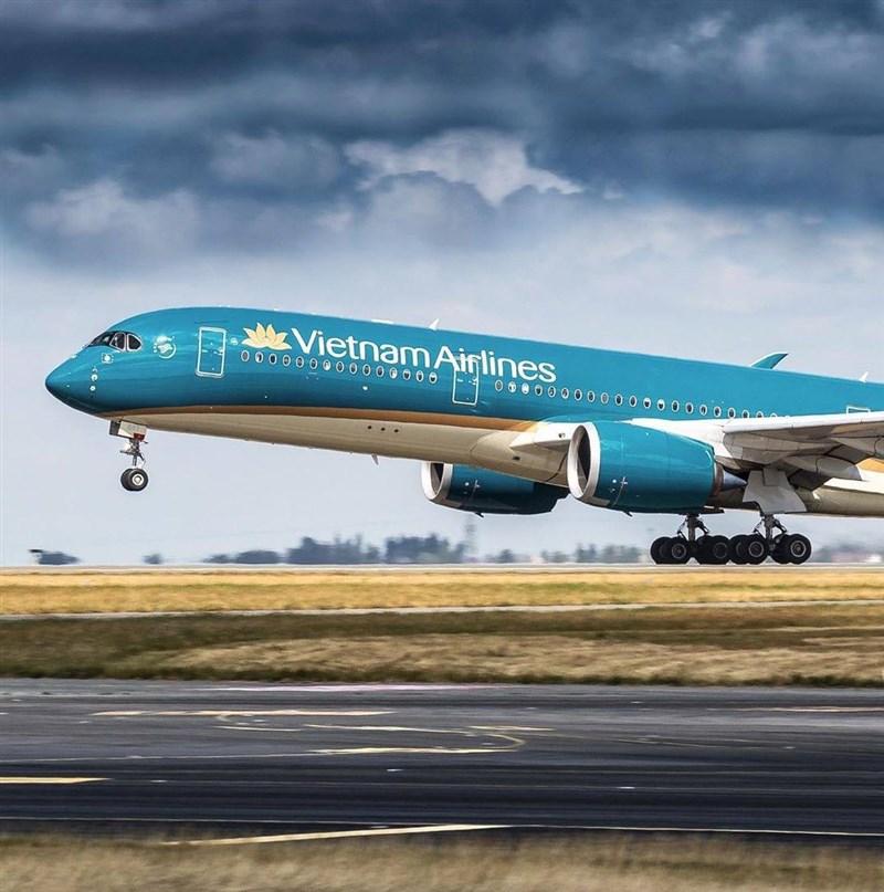 越南民航局計劃9月中起重啟往來6個亞洲城市的國際航班,包括台北、東京、首爾、廣州、永珍、金邊。(圖取自facebook.com/VietnamAirlinesTW)