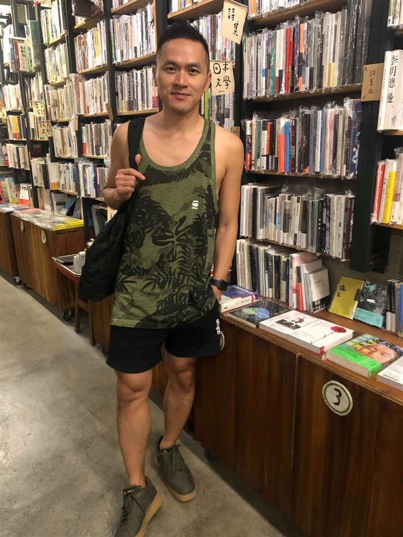 獲第44屆金鼎獎圖書類文學圖書獎的作家陳思宏,作品「鬼地方」書寫家鄉彰化縣永靖鄉以及他所旅居的德國柏林。(圖取自facebook.com/kevinchen9)
