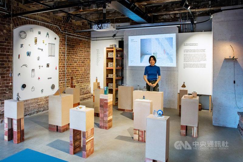 倫敦設計節於9月12日至20日舉行,台灣「誤用論設計團隊」聚焦各國五金,進行解構再設計。(駐英文化組提供)中央社記者戴雅真倫敦傳真 109年9月19日