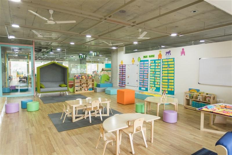 韓國疫情最嚴重的首都首爾市內再傳出幼兒園群聚感染,至少6人確診。(示意圖/圖取自Unsplash圖庫)
