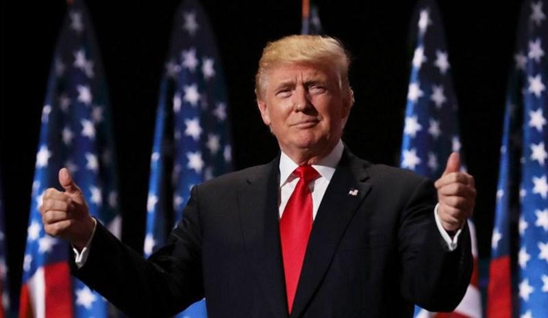 儘管民調多顯示落後,但美國總統川普的全美支持率始終在4成上下,死忠選民是他穩穩入袋的鐵票。(圖取自facebook.com/DonaldTrump)