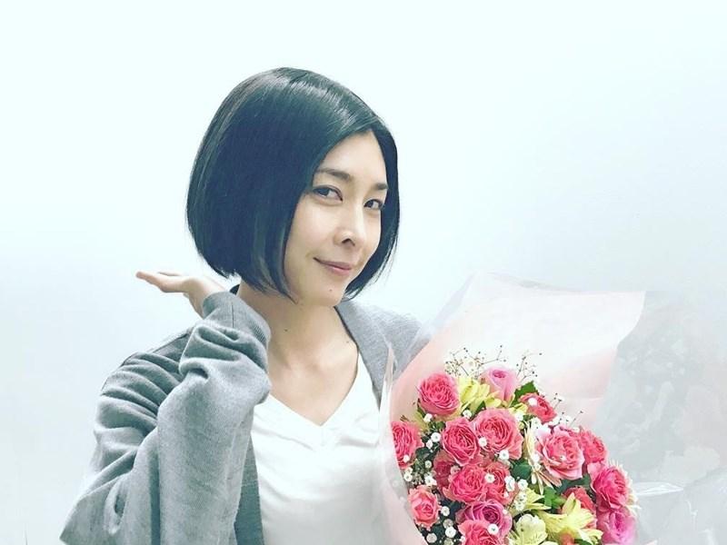 竹內結子死訊震驚日本演藝圈。(圖取自instagram.com/yuko_takeuchi0401)