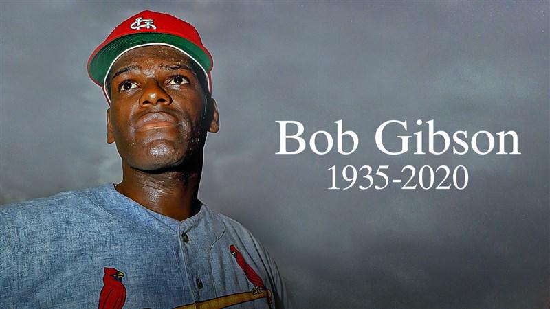 美國職棒大聯盟MLB名人堂球星吉布生因罹患胰臟癌2日辭世,享壽84歲。(圖取自twitter.com/MLB)