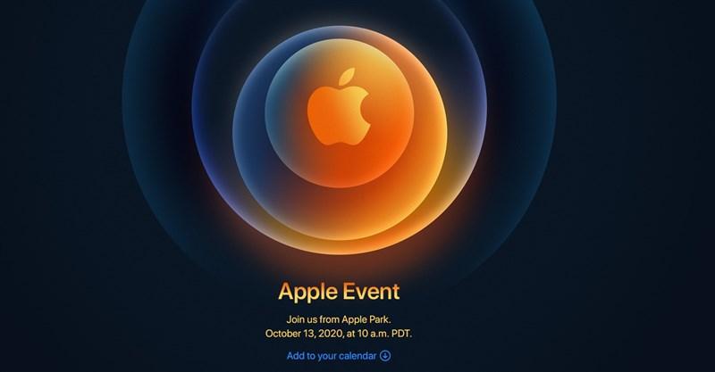 蘋果公司宣布台灣時間10月14日凌晨一時舉行特別活動,邀請函藏有擴增實境(AR)特效,可能暗示iPhone新顏色或其他新產品。(圖取自蘋果網頁apple.com)