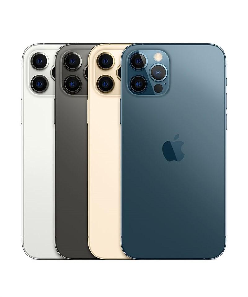 蘋果14日發表4款支援5G的iPhone 12系列新機,Pro系列(圖)台灣售價比前一代當初定價還便宜約新台幣4000元。(圖取自蘋果公司網頁apple.com)