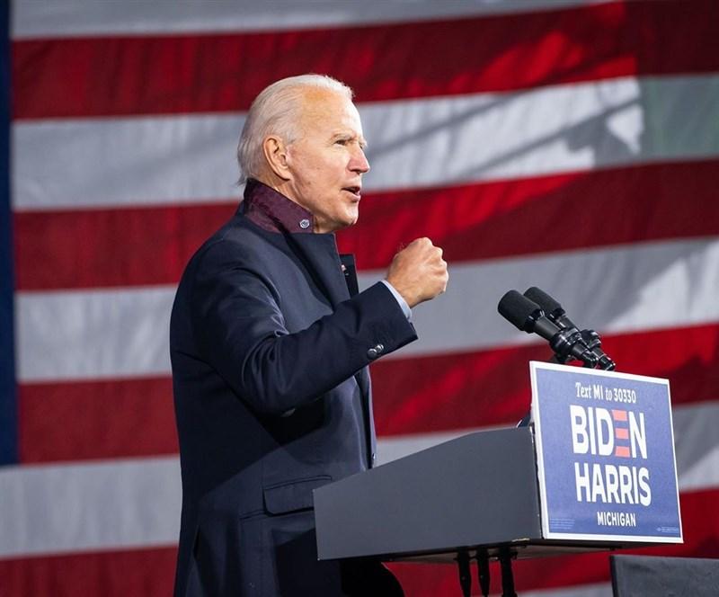 美國民主黨總統候選人拜登(圖)陣營指出,拜登6日晚間將對全國發表談話。(圖取自instagram.com/joebiden)