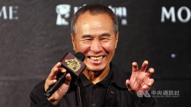 侯孝賢是台灣新浪潮電影最重要的舵手。(中央社資料照片)